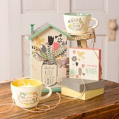 Up to 50% OffA Heartwarming Home Sale @ Zulily