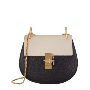 Chloé Small Drew Bicolour Shoulder Bag
