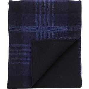 Double Layer Knit Scarf - All Accessories   Jos A Bank
