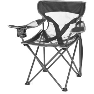 $5Ozark Trail Deluxe Youth Steel Frame Mesh Chair