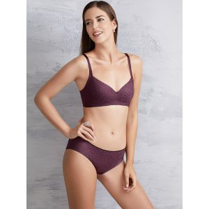 3/4 Wirefree Breathable Bra