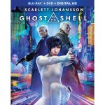 Ghost in the Shell (2017) BD+DVD+Digital HD