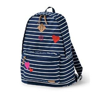 Kids Campus Zip Top Backpack