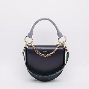 Horseshoe Shoulder Bag by Sacai