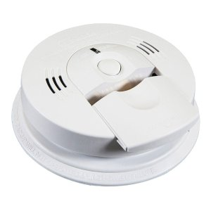 Kidde Battery Operated Combination Smoke and Carbon Monoxide Alarm with Voice Alert-900 0102-02 - The Home Depot