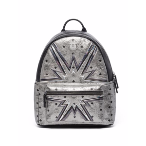 MCM - Stark Cyber Flash Medium Coated Canvas Backpack - saks.com
