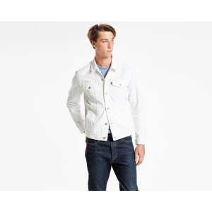 The Trucker Jacket   White Streetwear  Levi's® United States (US)