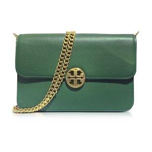 Tory Burch Chelsea Leather Shoulder Bag