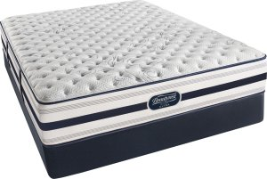 Dealmoon Exclusive! $225 off Any SizeSimmons Beautyrest Recharge Lydia Manor II Extra Firm Mattress