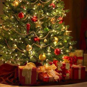 6.5FT彩灯圣诞树只要$26Walmart 圣诞树,装饰品大促 低至4折