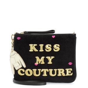 KISS MY COUTURE CROSSBODY - Juicy Couture