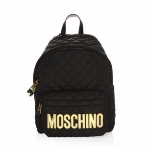 Moschino - Quilted Backpack