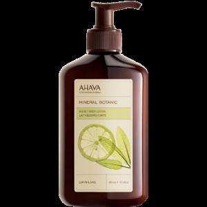 AHAVA® - Mineral Botanic Body Lotion - Pineapple & Peach
