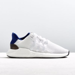 adidas EQT Support 93/17 White + Blue Sneaker