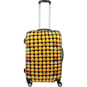 ful Emoji Hardside 28in Spinner Upright Luggage - eBags.com