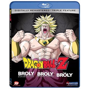 $13.34Dragon Ball Z: Broly Triple Feature [Blu-ray]