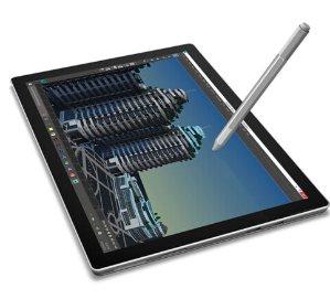 $589.99 包邮Microsoft Surface Pro 4 平板电脑(Core i5 4GB 128GB版)