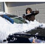 史低!Snow Joe SJBLZD可伸缩雪铲
