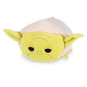 Yoda ''Tsum Tsum'' Plush - Medium - 12'' | Disney Store