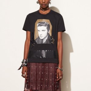 COACH: Elvis™ T-shirt With Bow