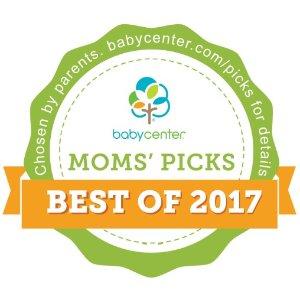 几千名美国父母投票选择!BabyCenter 2017年最受欢迎的25件新生儿产品重磅出炉