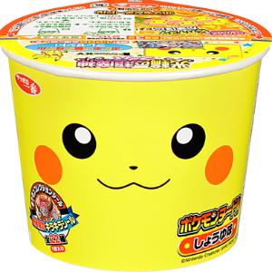 Pikachu Instant Noodle
