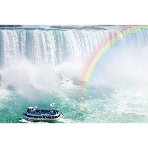 【加东小环线】超值精华3天:双境大瀑布+多伦多+千岛湖/康宁馆
