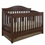 Eddie Bauer Langley Crib, Walnut