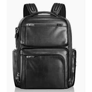 Bradley Leather Backpack - Arrivé | Tumi US