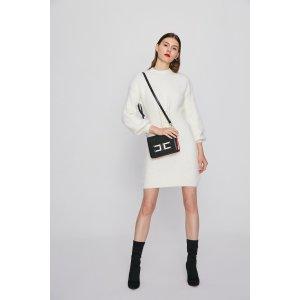 Lace-up Corset Knit Dress DR6584
