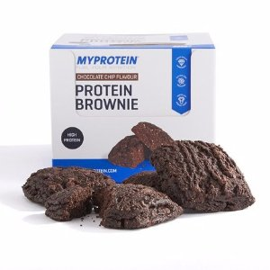 Myprotein 24 Chocolate Protein Brownie (2.06oz)