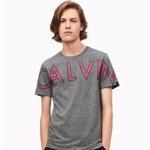 Extra 40% OFFCalvin Klein Men's POLO T-Shirts Sale