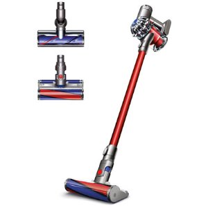 Buy the Dyson V6 Fluffy Pro Animal Red cordless vacuum cleaner | Dyson Store