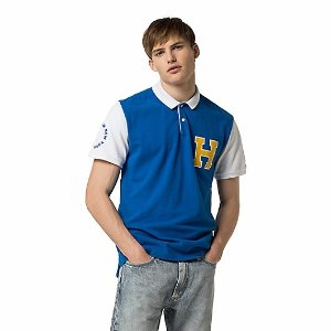 COLORBLOCKED H POLO | Tommy Hilfiger