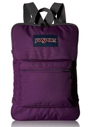 $19.99JanSport Unisex Superbreak Sleeve Vivid Purple Duffel