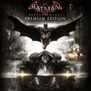 Batman: Arkham Knight Premium Edition - PlayStation 4 [Digital Code]