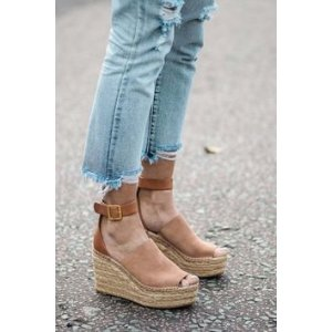 Stuart Weitzman Sohojute Platform Wedge Sandal (Women) | Nordstrom