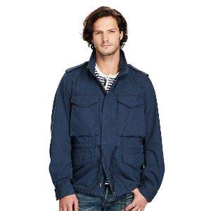 Water-Repellent Field Jacket - Lightweight & Quilted � Jackets & Outerwear - RalphLauren.com