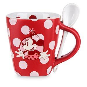Minnie Mouse Mug and Spoon Set | Disney Store