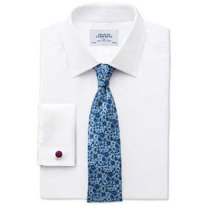 Classic fit Oxford white shirt | Charles Tyrwhitt