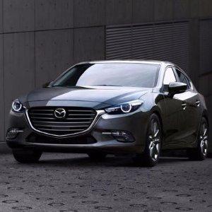 时尚科技,动感于型全新 Mazda 3  紧凑级运动型轿车