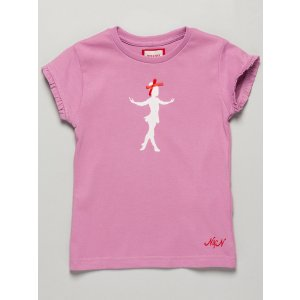 Ballerina T-Shirt by Neck & Neck at Gilt