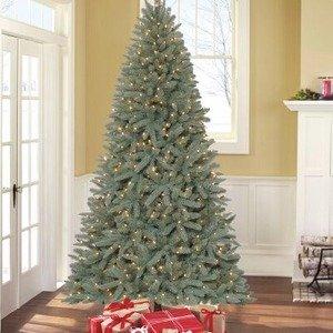 低至5折Walmart 精选圣诞树促销