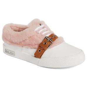 Miu Miu Genuine Shearling Sneaker (Women)