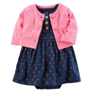 Carter's 2-pc. Layette Set-Baby Girls - JCPenney