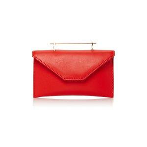 Annabelle clutch bag with chain strap   Moda Operandi