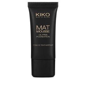 Matifying Mousse Foundation - Mat Mousse Foundation - KIKO MILANO