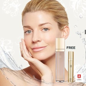 1 For $49 + Free Face Cream 10MLFloral Balancing Toner  @ Eve By Eve's