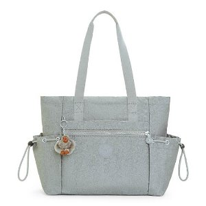 Jasper Metallic Tote Bag