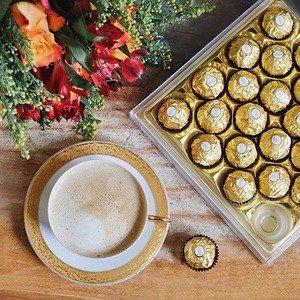 复活速抢 $10.18Ferrero Rocher 费列罗榛子巧克力 48枚装